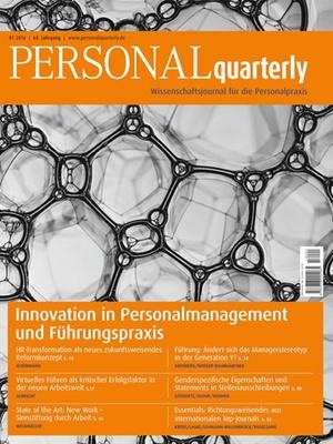 Personal Quarterly 01/2016 | PERSONALquarterly