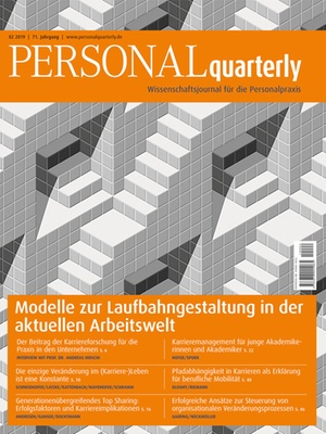 PERSONALquarterly 2/2019 Strategisches Personalmanagement | PERSONALquarterly