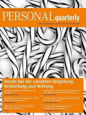 Personal Quarterly 03/2015 | PERSONALquarterly