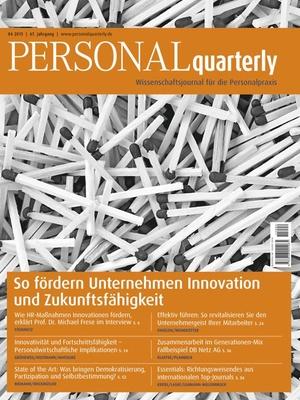 Personal Quarterly 04/2015 | PERSONALquarterly