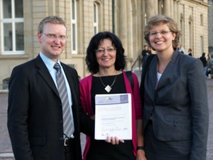 Auszeichnung: Familienheim sozial engagiert