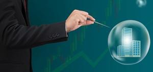 Wohnimmobilienmarkt: Platzt die Blase in Deutschland bald?