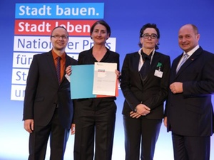 Preisträger: Altes Trafohaus ausgezeichnet