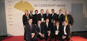 ULI Germany verleiht Leadership Award 2016