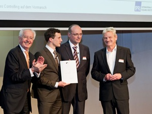 Controlling Competence Stuttgart: Green-Controlling-Preis 2012