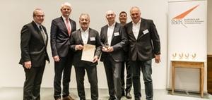 Solarpreis 2018 für energieautarke Mehrfamilienhäuser in Cottbus