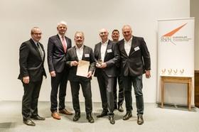 Preisverleihung Deutscher Solarpreis 2018 an eG Wohnen 1902