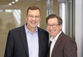 Prof. Dr. Utz Schäffer und Prof. Dr. Dr. h. c. Jürgen Weber