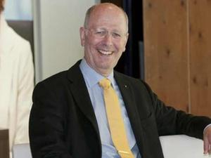 Professor Bach DW-Zukunftspreis