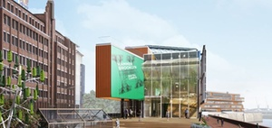 Hamburg: Projekt Digital-Campus Hammerbrooklyn