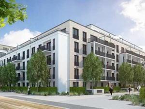 Baubeginn für 115 barrierefreie Eigentumswohnungen
