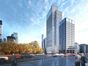 Hochtief baut Büroturm an der Frankfurter Taunusanlage