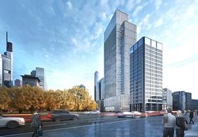 Projekt Marieninsel_Frankfurt_Hochtief_Bürohochhaus