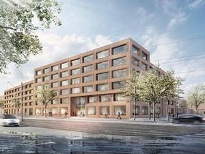 Projektentwicklung der Strabag Real Estate in Hannover