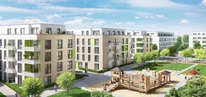 Düsseldorf: Vivawest baut 370 Wohnungen in Oberbilk