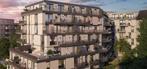 Berlin: Hamburg Team baut 216 Wohnungen in Friedrichshain