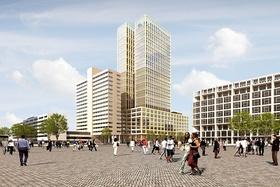 "Projektentwicklung ""First Rotterdam"""