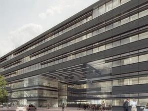 Strabag Real Estate baut Bürohaus in München-Schwabing