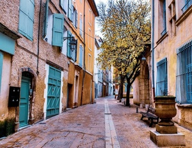Provence Frankreich Haus