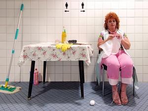 Trinkgeld: Toilettenfrau erhält 1.000 Euro aus Sammelteller