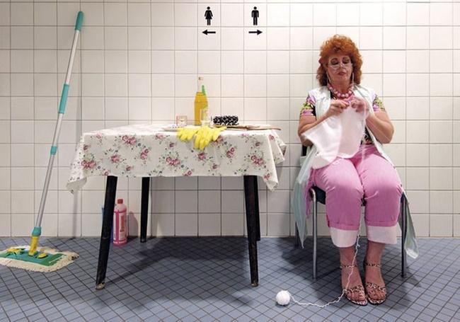 Putzfrau Aufgaben