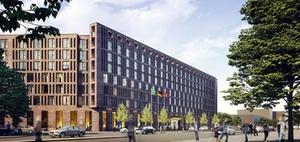 """Hamburg: Baustart """"Am Lohsepark"""" in der Hafencity"""
