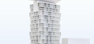 Frankfurt: 140-Meter-Wohnhochhaus am Hauptbahnhof geplant