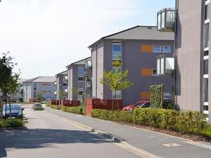 Wohnungswirtschaft: SBV für Quartierssanierung ausgezeichnet