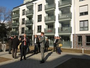 Nachbericht: Quartiersspaziergang für Immobilienfachleute
