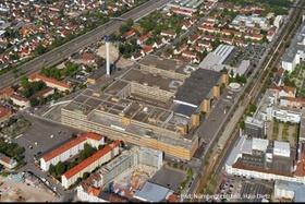 Quelle-Areal Nürnberg