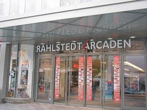 IPH managt Rahlstedt Arcaden in Hamburg