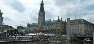 Hamburg: Baustopp für Flüchtlingsunterkunft