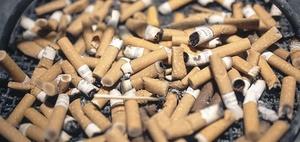 Rauchen auf dem Balkon kann eingeschränkt werden