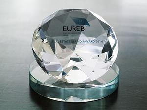 Award: SRE ist stärkste Projektentwicklungs-Marke 2014