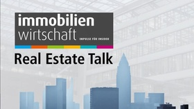 Real Estate Talk ERP Startbildschirm