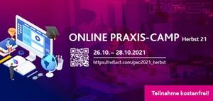 Advertorial: Online Praxis-Camp Herbst 2021