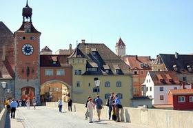 Regensburg Altstadtblick_Hubert Kohl