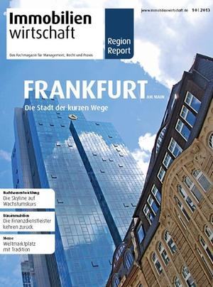 IW-Sonderheft Region Report Frankfurt