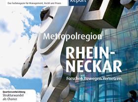 Region Report Rhein-Neckar 2014_Titelbild