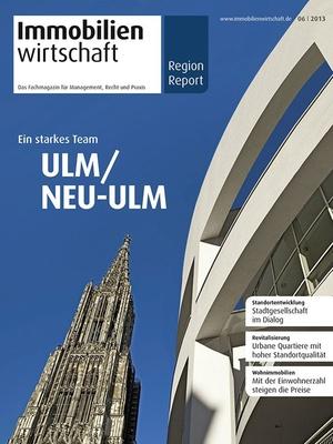 IW-Sonderheft Region Report Ulm/Neu Ulm