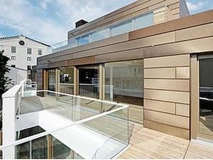 """Euroboden erhält Architekturpreis """"Zukunft Wohnen 2012"""""""