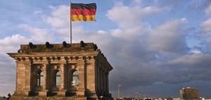 Deutsche Einheit und Rolle des öffentlichen Dienstes