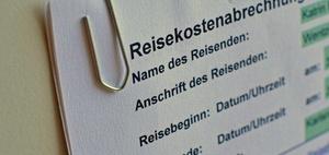 Digitalisierung in der Buchhaltung: Reisekostenabrechnung