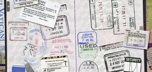 Auslandsentsendung: Mal eben kurz weg