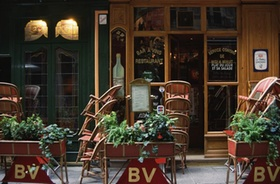 Restaurant Straßencafe