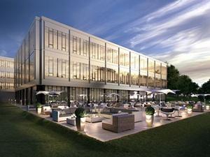 """Union Investment revitalisiert Bürogebäude """"Seestern"""""""
