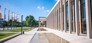 Tagungsort: Rhein Main Congress Center eröffnet