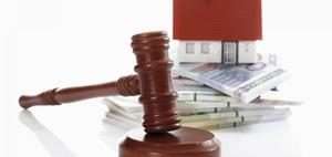 Erbenstreit und Scheidung: Zwangsversteigerungen nehmen zu