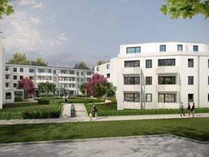 Neubau: SAGA GWG seniorengerechte Wohnungen