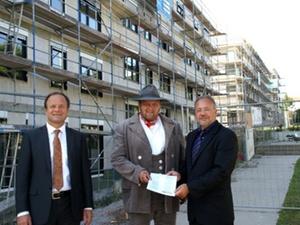 Neubau: Fair Wohnen am Sonnenberg